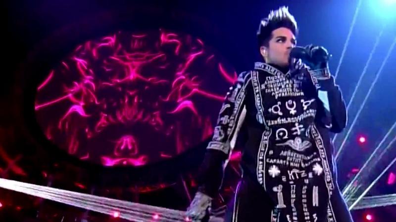 Adam Lambert Ray of Light VH1 Divas Live 2012 (Madonna) (1080p)
