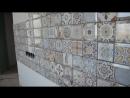 Видео отчет о состоянии ремонта в трехкомнатной квартире