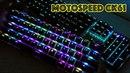 Игровая клавиатура MOTOSPEED CK61 NKRO Игровой ПК