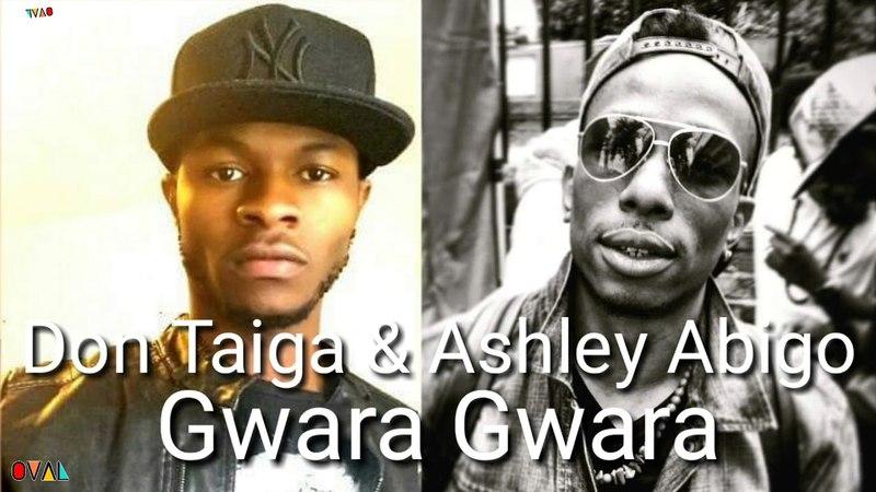 Don Taiga - Gwara Gwara Black Panther Wakanda ft Ashley Abigo Afrobeats Audio Music