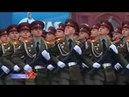Ансамбль РВСН Красная Звезда Прощание Славянки