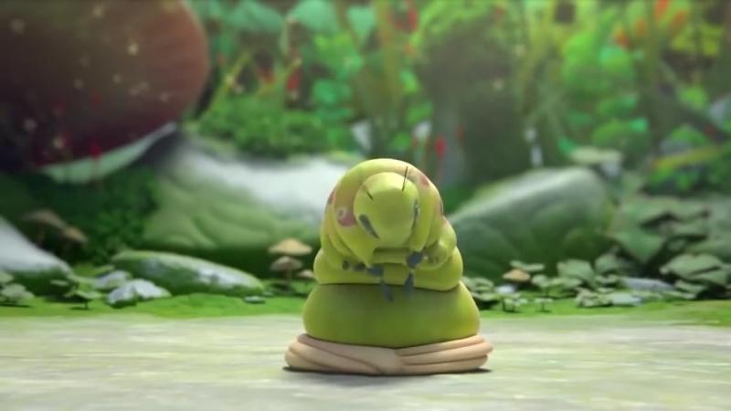Смешные и прикольные короткометражные мультфильмы_ Милый кокон