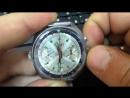 Часы Полет 3133 штурманские обзор