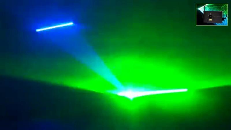 лазерный проектор уличный ip65