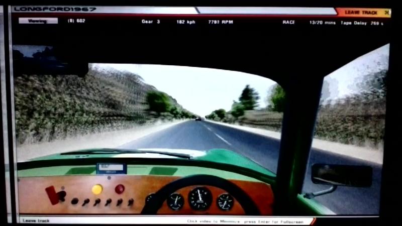 Crash_Corvette_stingray_Longford_1967