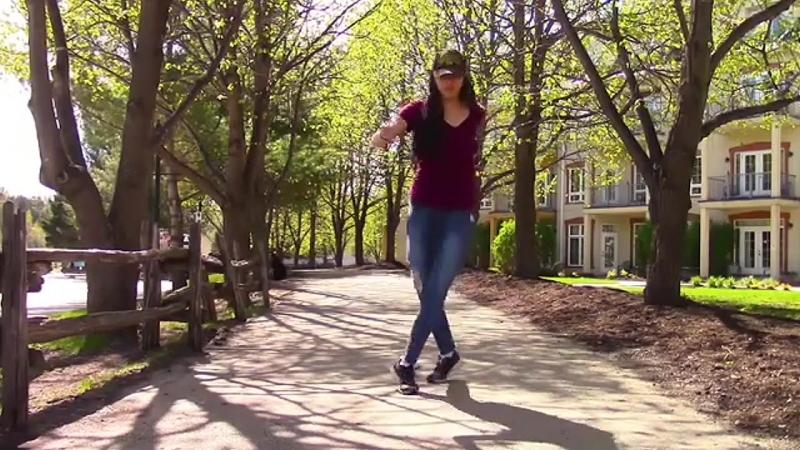 Shuffle Dance\\Felix Jaehn feat. Polina - Book Of Love (Tom Sparks Bootleg)