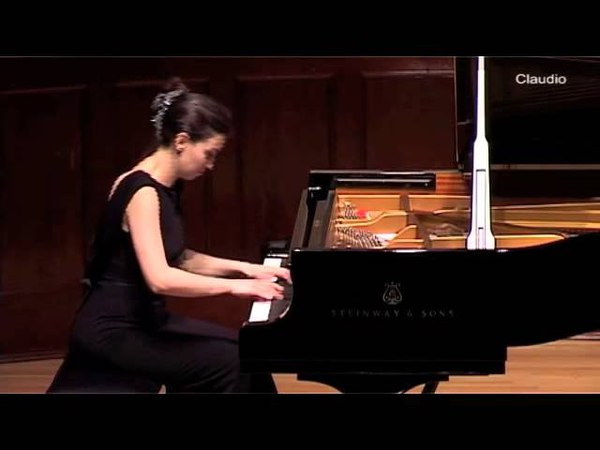Grieg 'Butterfly' from Lyric Pieces Op 43 No 1 Ivana Gavric piano