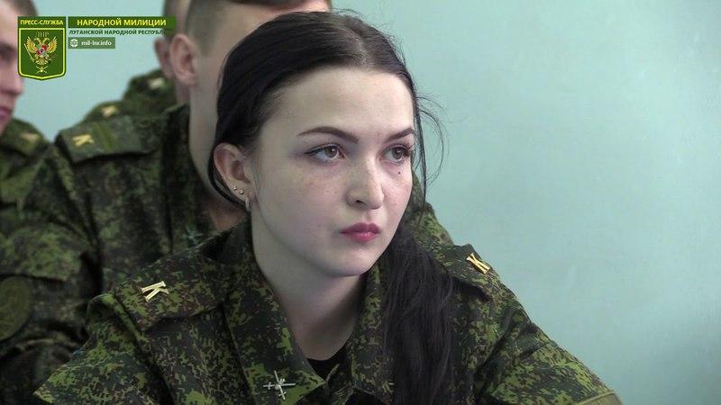 Офицеры запаса. Военная кафедра ЛНАУ