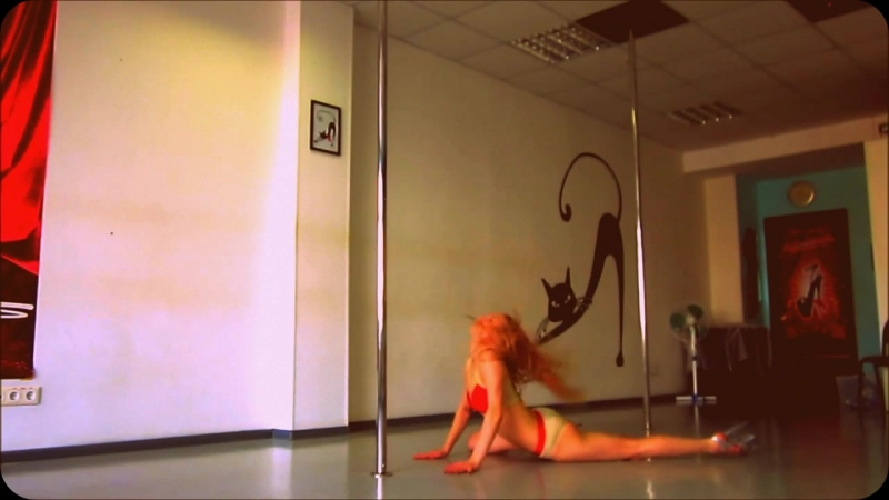 Елена Space Мишагина промо exotic pole dance