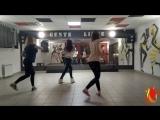 Gente Libre - урок Salsa Solo (продолжающие) 05.04.2018! Alexandra Yatsenko!