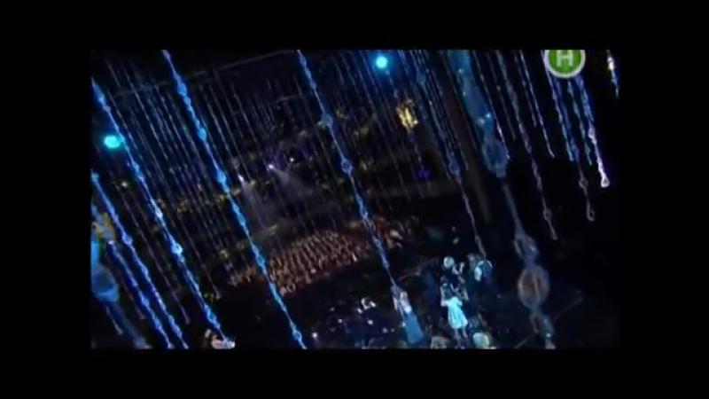 Гордість країни - Вставай сонце (финальная общая песня) (tatamusic)