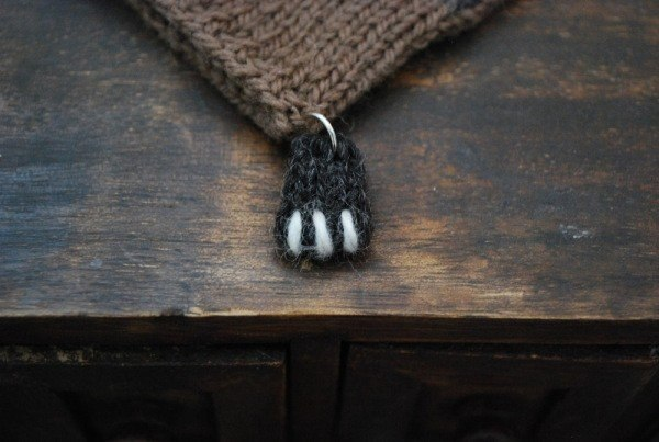 有趣的手套(森林里想法) - maomao - 我随心动