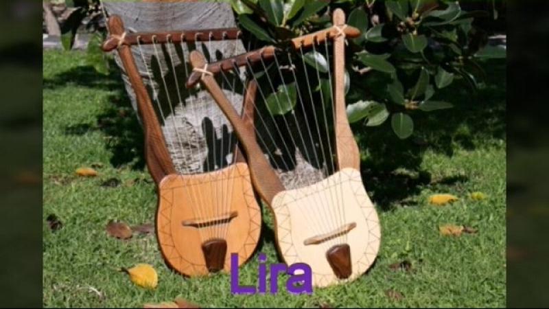 Instrumentos musicais de A a Z