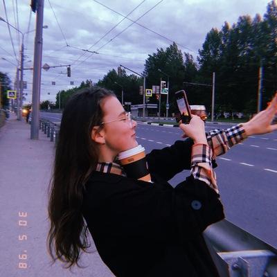 Анастасия Стафеева