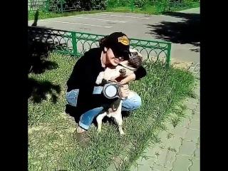 в гостях у Джастина)