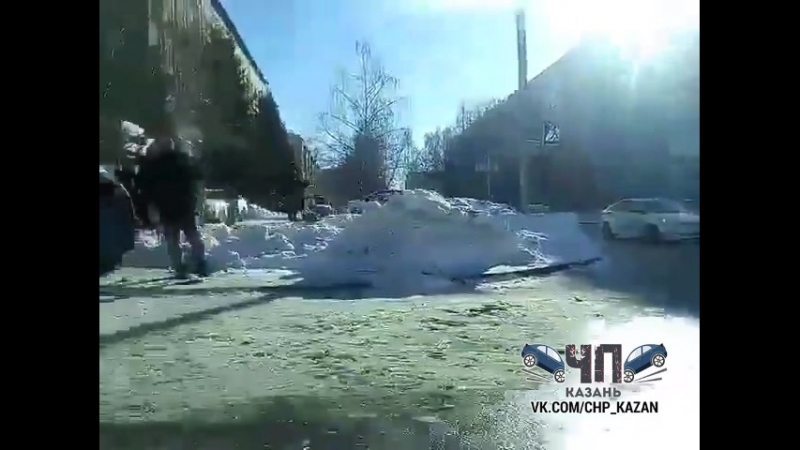 ▶ Сыртлановой - Гарифьянова - ДТП
