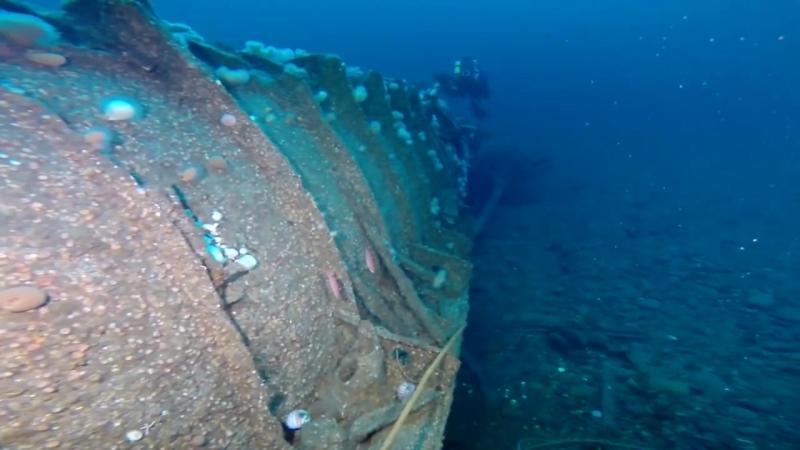 German Submarine U-89 Donegal Ireland July 2014