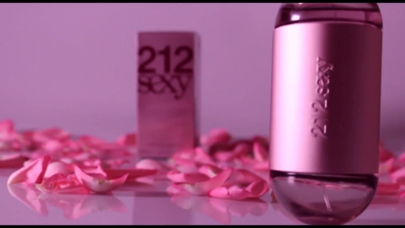 212 Sexy Carolina Herrera - Comercial [720p]