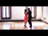 Даниэль и Александра - La Cumparsita Tango Dance.