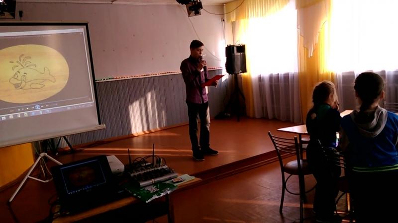 Презентация мастер-класса Выжигание от Серенького и Кристины ✌