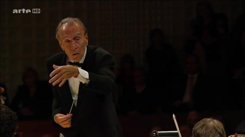 Richard Wagner - Prelude act 1 Lohengrin - Claudio Abbado, Lucerne Festival Orchester