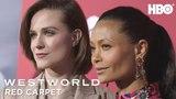 HBO Buzz w Evan Rachel Wood, Thandie Newton, James Marsden &amp the Cast! Westworld