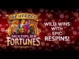 108 Heroes Multiplier Fortunes Online Slot