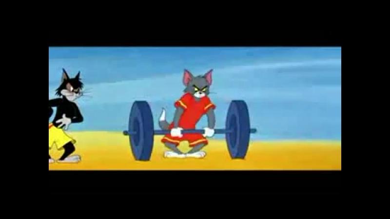 Том и Джерри, Приключения на пляже