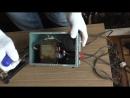 Самодельный аппарат для сварки пайки угольными электродами