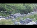 Урочище Джилы Су Утро источники водопад Султан
