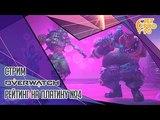 OVERWATCH от Blizzard. СТРИМ! Идём на платиновый рейтинг вместе с JetPOD90. Пот и боль, день №4.
