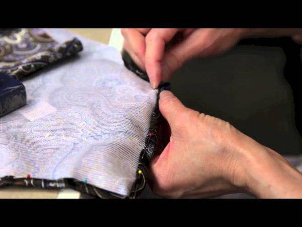 Making of the Robert Talbott Seven Fold Tie