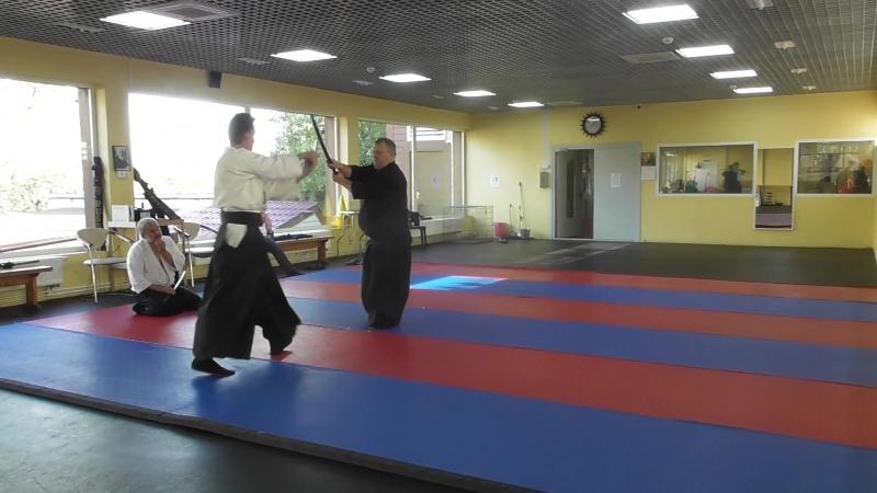 Kenjutsu Aikikan