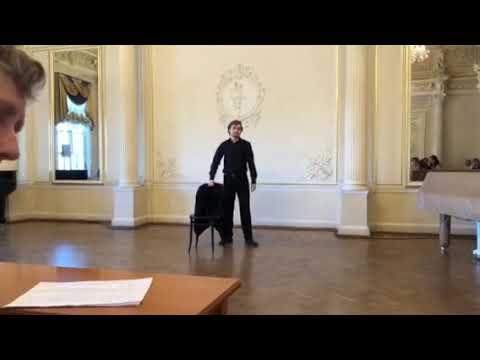Василий Башмаков (Силя) Композиция по стихотворениям Н.М.Рубцова
