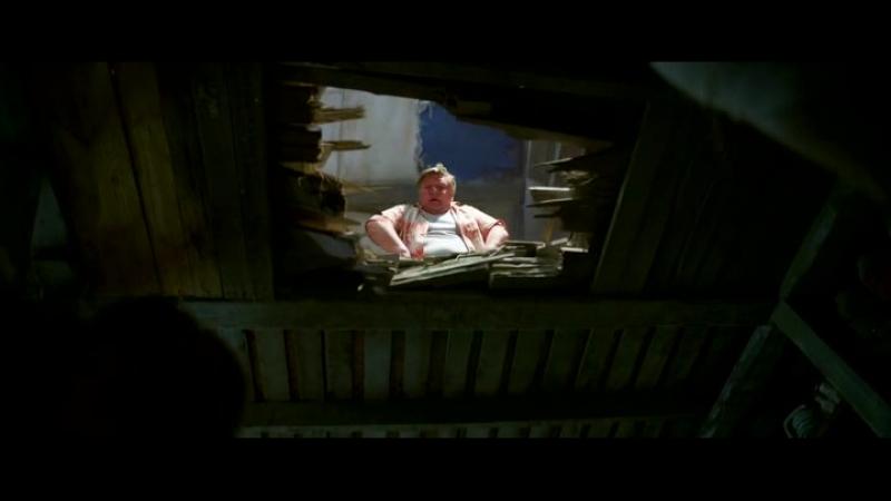 Про Порш, прилёт метеорита и - Пошли все, в жопу! Отрывок из кинофильма СуперБобровы.