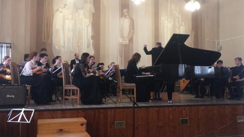 Шостакович. Концертино