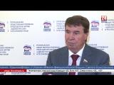 Сенатор от Крыма Сергей Цеков провёл очередной приём граждан и взял на личный контроль проблемы обратившихся