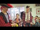 Пиратский квест на дне рождения Макса