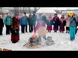 Новости UTV. Старославянский праздник, посвященный весеннему равноденствию провели в Салавате