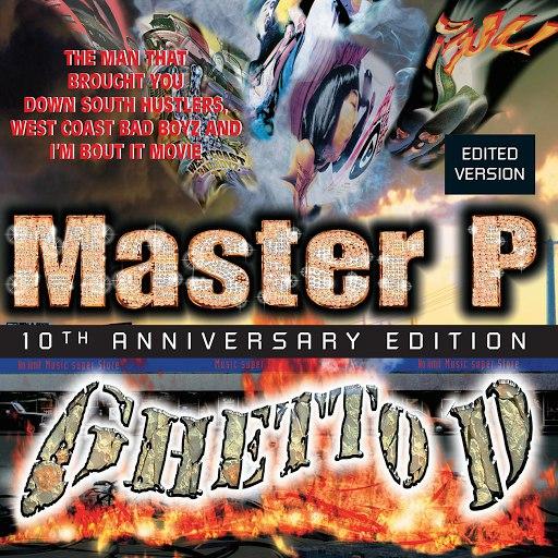 Master P альбом Ghetto D 10th Anniversary