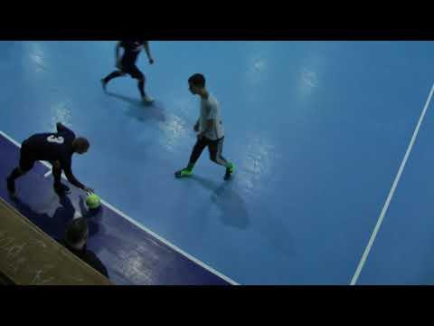 Bronze League.9-й тур. Comanda - Kyiv Miska Rada (1-7) 1-й тайм