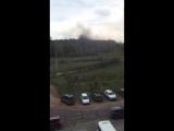 Дым в Ветлужанке