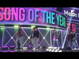 171202 BTS - Best Song of the Year @ 2017 Melon Music Awards