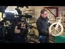 В профучилище при колонии Невьянска создают деревянный велосипед