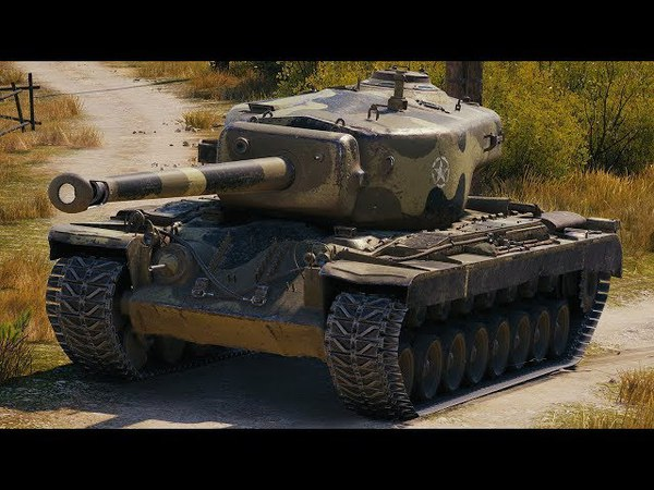 World of Tanks T30 - 6 Kills 9,6K Damage