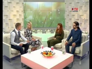 Мы давали интервью на канале ТНТ Губерния 31.05.18