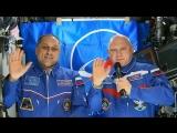 МКС поздравила россиян с Днем космонавтики