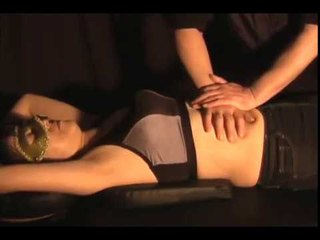 ASIAN BELLY PUNCH - Special Belly Massage to take the be