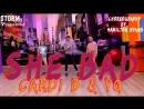 DASHA MALAYA VLADA Cardi B YG - She Bad Hamilton Evans Choreography