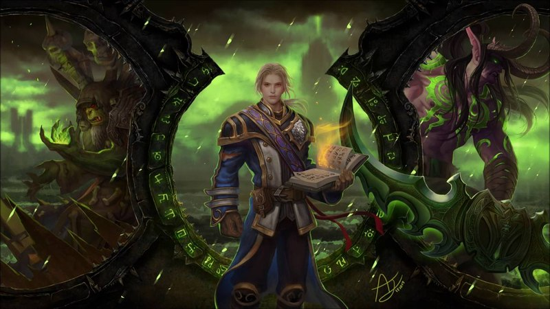 World of Warcraft: Legion - Anduins Theme - Neil Acree ft. Julie Elven
